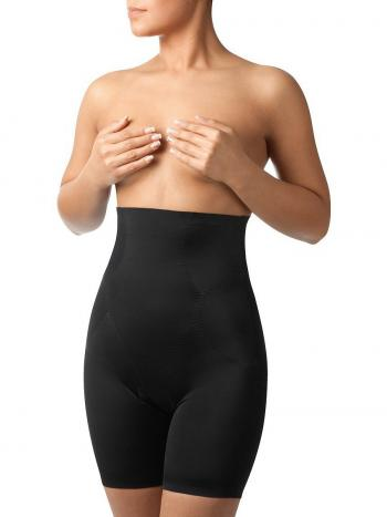 Панталоны Charmante GAP 011218Панталоны с высокой талией и моделирующим эффектом Charmante GAP 011218. Панталоны позволят улучшить все линии фигуры включая зону &amp;laquo;галифе&amp;raquo;. Линии срезов обработаны лазером, что обеспечит комфортное прилегание к телу, будут незаметны под облегающей одеждой. Внутри изделия имеется вставка из сетки POWER NET, за счет которой моделируется эффект в области зоны живота, боковых линий, спины. Хлопковая ластовица имеет специальный рассеченный крой (с разрезом), за счет чего создается дополнительный гигиенический комфорт.<br>