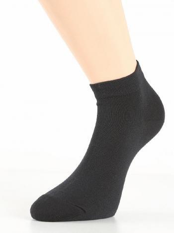 Носки Эйс Д105Носки Clever Эйс Д105. Всесезоннеы хлопковые носочки из однотонного трикотажа. Укрепленный мысок, укороченный паголенгок. Носочки отлично подойдут для занятий спортом.<br>