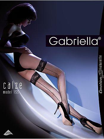 Чулки Gabriella Kabarette Calze 155