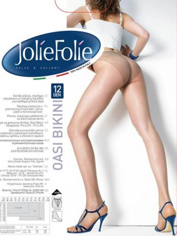 Колготки Jolie Folie Oasi Bikini 12