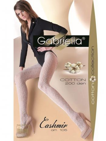 Колготки Gabriella Cashmir Cotton 105-270