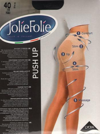 Колготки Jolie Folie Push Up