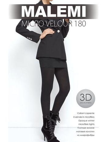 Колготки Malemi Micro Velour 180