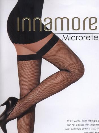 Чулки Innamore Microrete