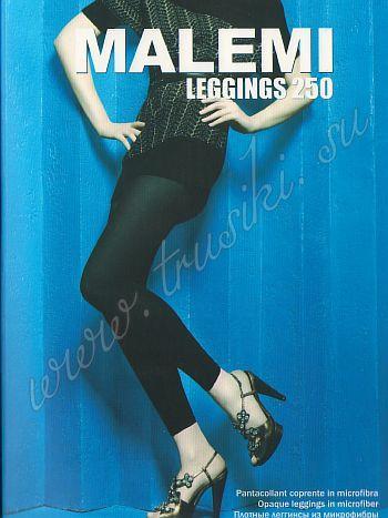 Легинсы Malemi LeggingsПлотные эластичные легинсы Malemi Leggings из микрофибры, с мягким широким поясом, плоскими швами и ластовицей. Плотность 250 ден.<br>
