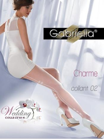 Колготки Gabriella Charme 02
