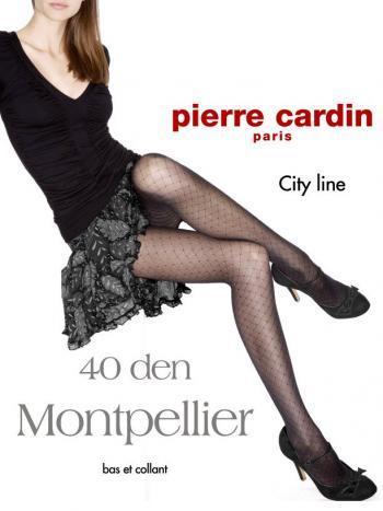 Колготки Pierre Cardin MontpellierКолготки в виде сетки на шелковистой, эластичной основе, однородные по всей длине, с х/б ластовицей, комфортными швами и прозрачным мыском<br>