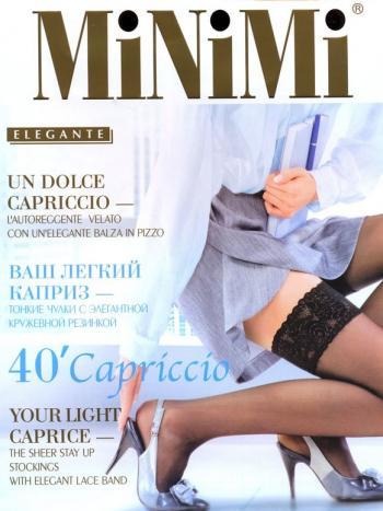 Чулки MiNiMi Capriccio