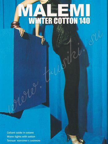 Колготки Malemi Winter Cotton 140