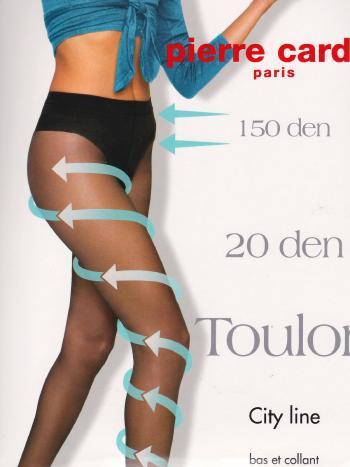 Колготки Pierre Cardin Toulon 20