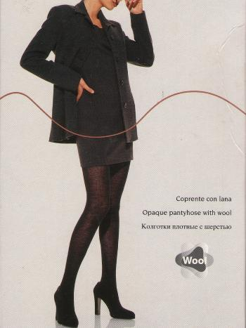 Колготки Filodoro LanaКолготки Filodoro Lana 120ден. Модель выполнена с добавлением шерсти и хлопка. Удобный анатомический шов, верх без трусиков. Колготки отлично согреют Ваши ножки в холодное время года!<br>