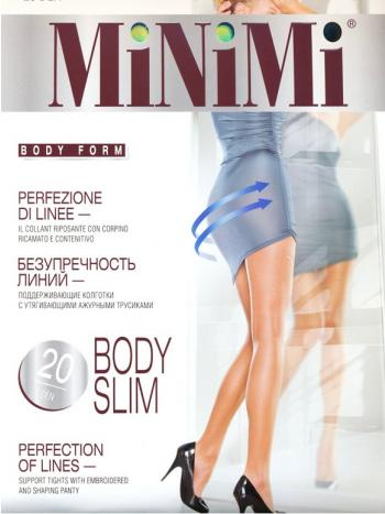 Колготки MiNiMi Body Slim 20