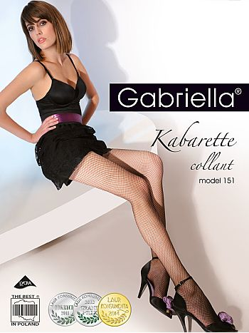 Колготки Gabriella Kabarette 151
