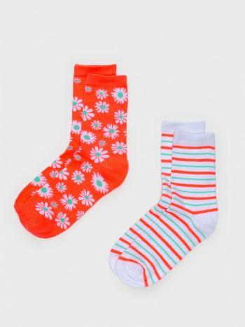 Набор носков Infinity SmailaНабор носков Infinity Smaila 31204420021. Симпатичный набор из 2-х пар ярких всесезонных носочков.<br>