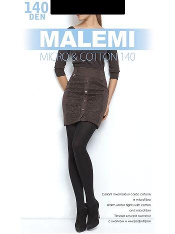 Колготки Malemi Micro & Cotton 140