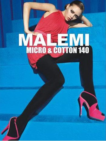 Колготки Malemi Micro Cotton 140