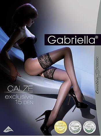Чулки Gabriella Calze Exclusive