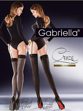 Чулки Gabriella Cruze