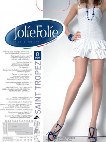 Колготки Jolie Folie Sant Tropez 8