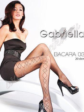Колготки Gabriella Bacara 03