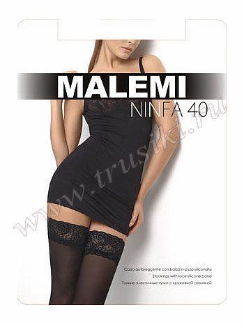 Чулки Malemi Ninfa 40