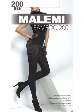Колготки Malemi Bamboo 200
