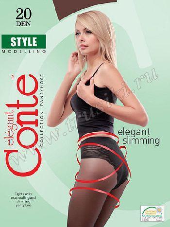 Колготки Conte Style 20