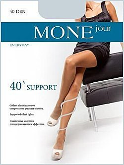 Колготки MONEjour Support 40