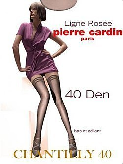 Чулки Pierre Cardin Chantilly 40