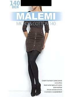 Колготки Malemi Micro & Cotton 140
