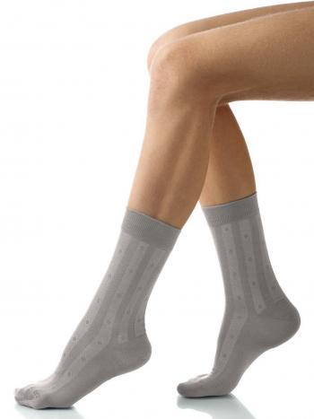 Носки Charmante SCHM 1001Всесезонные мужские носки Charmante SCHM 1001. Удобная модель с элегантным орнаментом и мягкой резинкой.<br>