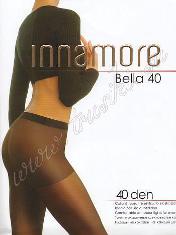 Колготки Innamore Bella 40Тонкие эластичные шелковистые колготки 40 ден Innamore Bella. Идеальные колготки на каждый день.<br>