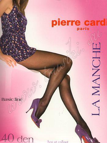 Колготки Pierre Cardin La MancheКолготки Pierre Cardin La Manche - шелковистые, с выделенными эластичными трусиками-шортиками. Укрепленный прозрачный мысок. Плотность колготок 40 ден.<br>