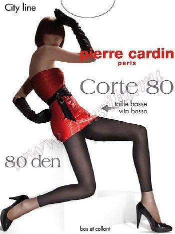 Легинсы Pierre Cardin Corte 80Легинсы с заниженной талией 80 ден Pierre Cardin Corte матовые, с основой из микрофибры, эластичные, шелковистые, однородные по всей длине, с х/б ластовицей и плоскими швами.<br>