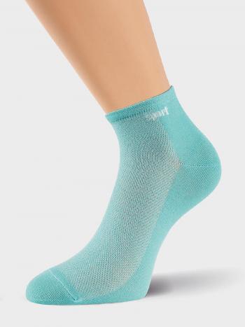 Носки Эйс Д104Носки Clever Эйс Д104. Легкие летние носочки в спортивном стиле с укороченным паголенком. Носки изготовлены из эластичного хлопкового трикотажа.<br>
