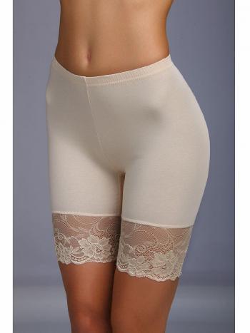Панталоны Палада 4026Панталоны Палада 4026. Невероятно комфортные панталоны выполнены из хлопкового полотна, низ изделия оформлен нежным эластичным кружевом. Плоские швы, в поясе резинка.<br>