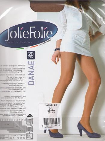 Колготки Jolie Folie Danae 20Колготки 20 ден Jolie Folie Danae.<br>