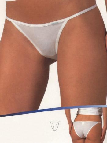 Трусики Modin 11031Трусики танга Modin 11031. Классическая модель танга очень удобна в повседневной носке. Спереди на трусиках нашит логотип бренда.<br>